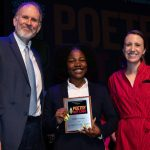 Poetry Out Loud 2019 winner